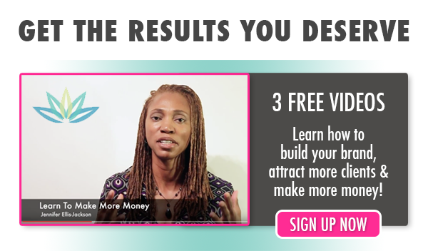 Get results you deserve with this 3-part free video training